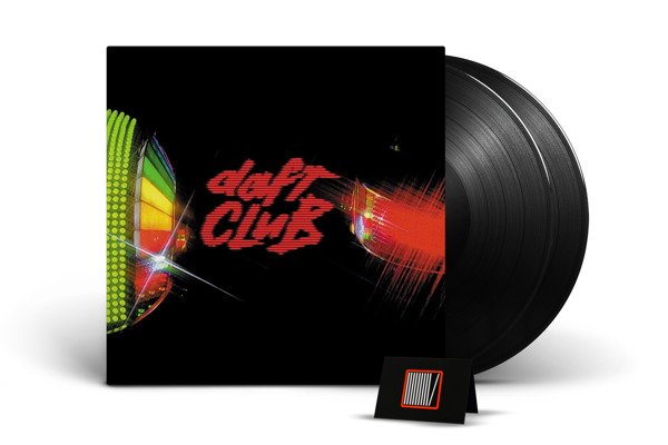 DAFT PUNK Daft Club 2LP