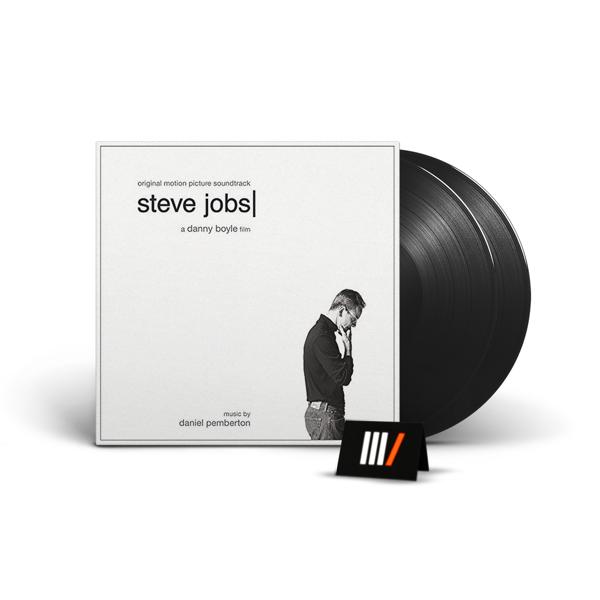 DANIEL PEMBERTON Steve Jobs (Original Motion Picture Soundtrack) 2LP