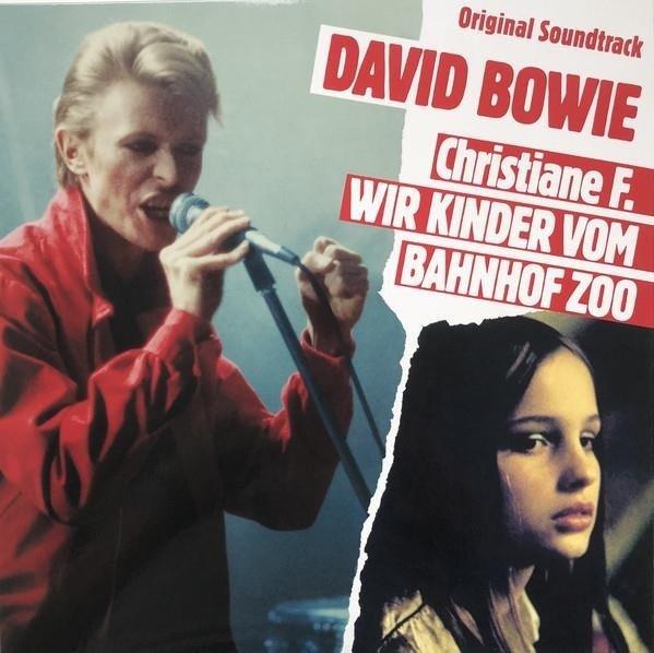 DAVID BOWIE Christiane F - Wir Kinder Vom Bahnhof Zoo LP
