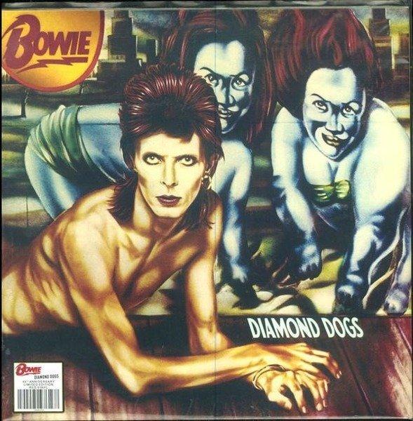 DAVID BOWIE Diamond Dogs (45TH Anniversary) LP
