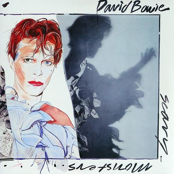 DAVID BOWIE Scary Monsters (AND Super Creeps - 2017 Remastered Version) LP