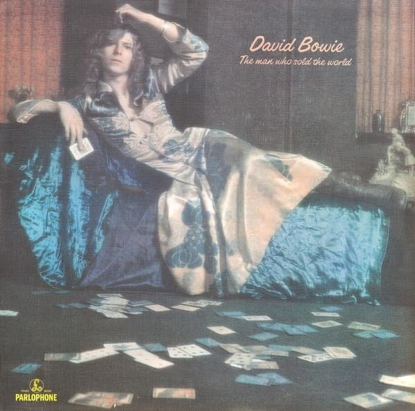 DAVID BOWIE The Man Who Sold The World (2015 Remastered) LP