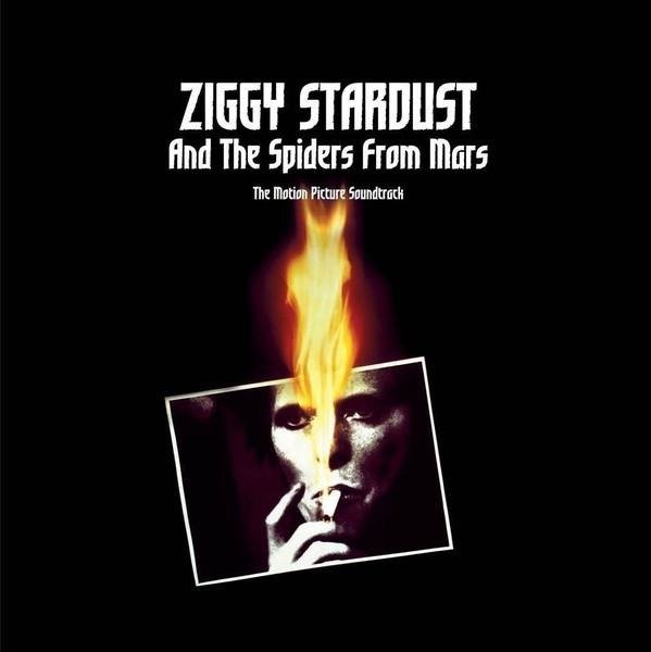 DAVID BOWIE Ziggy Stardust And The Spiders From The Mars - The Motion Picture Soundtrack 2LP