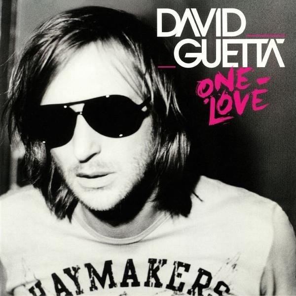 DAVID GUETTA One Love (PINK Vinyl) 2LP