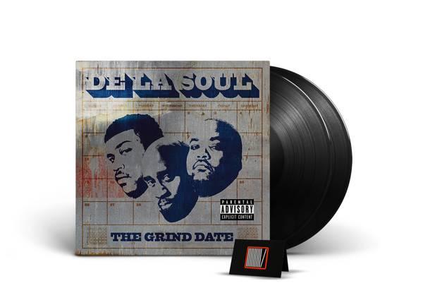 DE LA SOUL The Grind Date 2LP