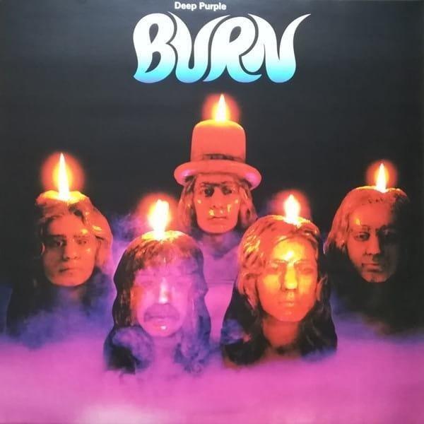 DEEP PURPLE Burn Lp Ltd. LP