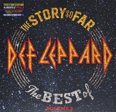 DEF LEPPARD The Story So Far, Vol.2 2lp (RSD) LP