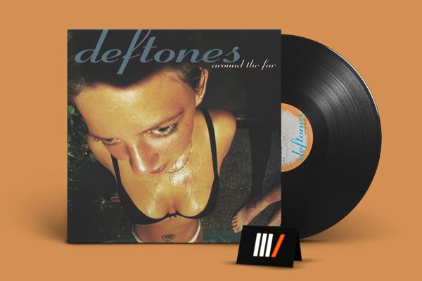 DEFTONES Around The Fur LP