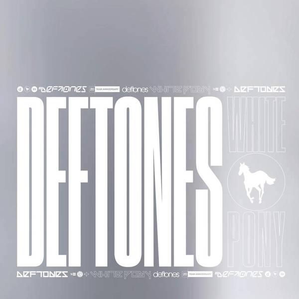 DEFTONES White Pony 4LP 2CD