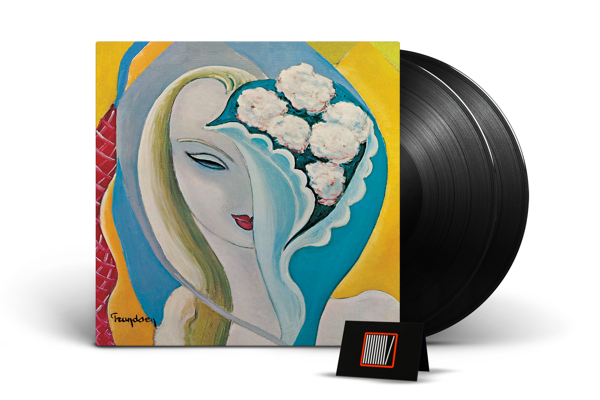 DEREK & THE DOMINOS Layla And Other Assorted Love Songs 2LP