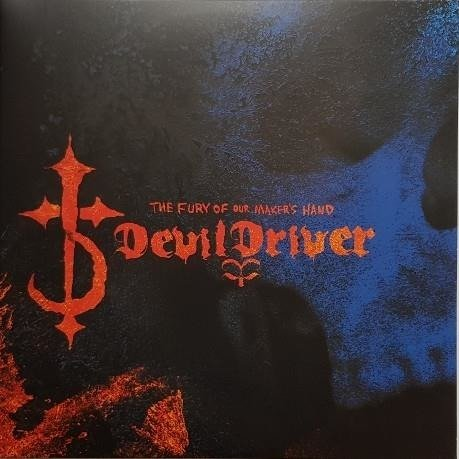DEVILDRIVER The Fury Of Our Maker's Hand (2018 Remaster) 2LP