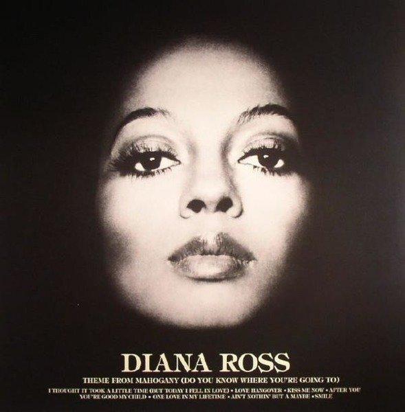 DIANA ROSS Diana Ross LP