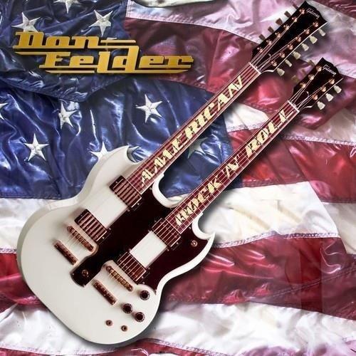 DON FELDER American Rock 'N' Roll LP