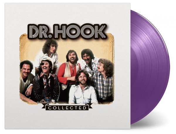 DR. HOOK Collected 2LP