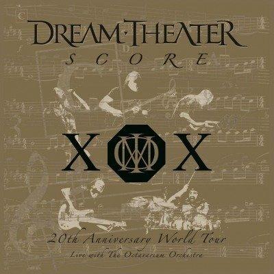 DREAM THEATER Score: 20th Anniversary World Tour 4LP