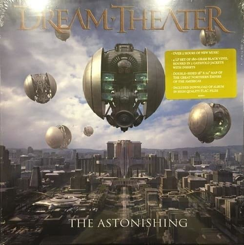 DREAM THEATER The Astonishing 4LP