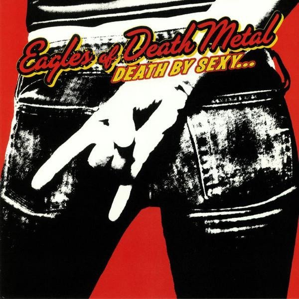 EAGLES OF DEATH METAL Death By Sexy LTD LP
