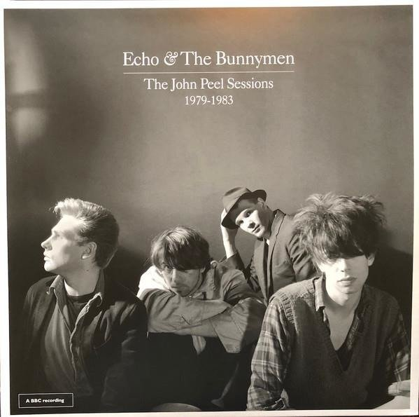 ECHO & THE BUNNYMEN The John Peel Sessions 1979-1983 2LP