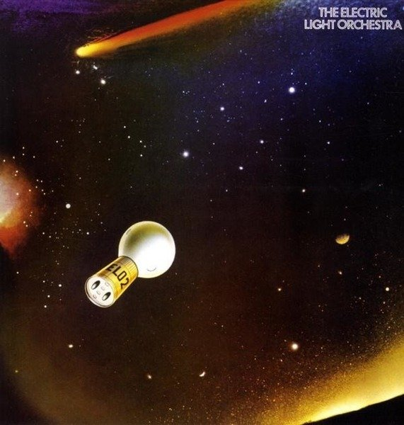 ELECTRIC LIGHT ORCHESTRA E.L.O. 2 LP