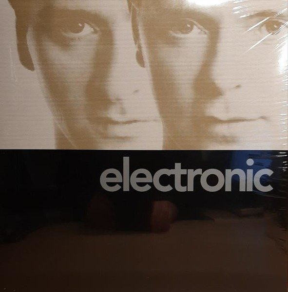 ELECTRONIC Electronic LP
