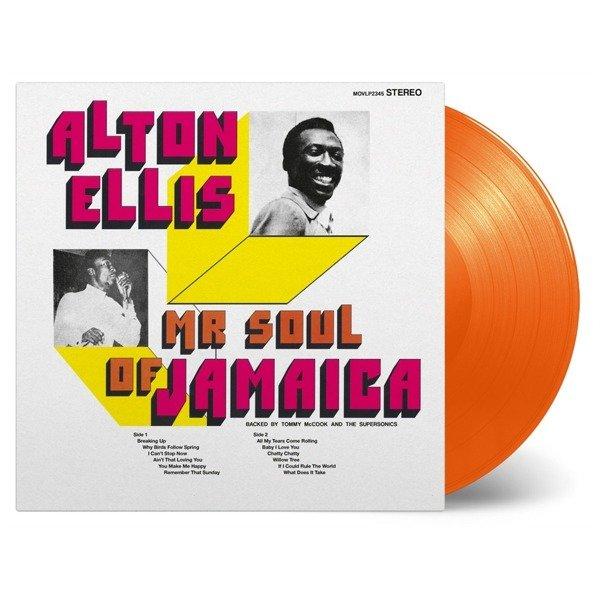 ELLIS, ALTON Mr. Soul of Jamaica LP