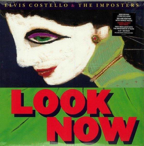 ELVIS COSTELLO Look Now 2LP