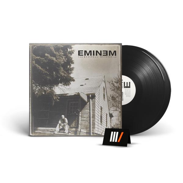 EMINEM The Marshall Mathers 2LP