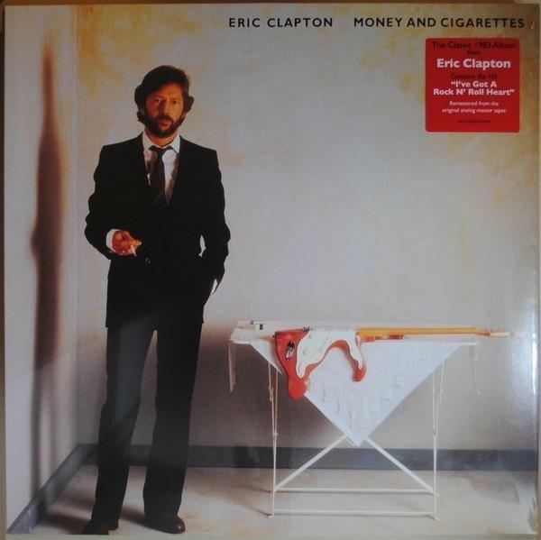 ERIC CLAPTON Money And Cigarettes LP