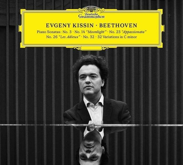 EVGENY KISSIN Beethoven 3LP