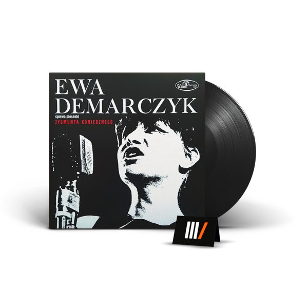 EWA DEMARCZYK Ewa Demarczyk Spiewa Piosenki Zygmunta Koniecznego LP