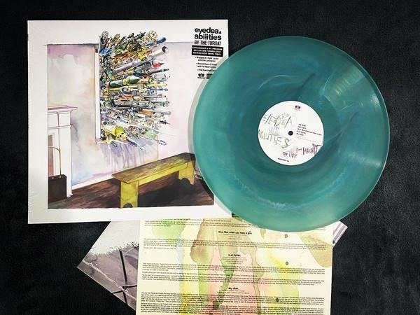 EYEDEA & ABILITIES By The Throat (10 Year Anniversary Edition) LP