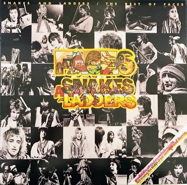 FACES, THE Snakes And Ladders: The Best Of Faces LP