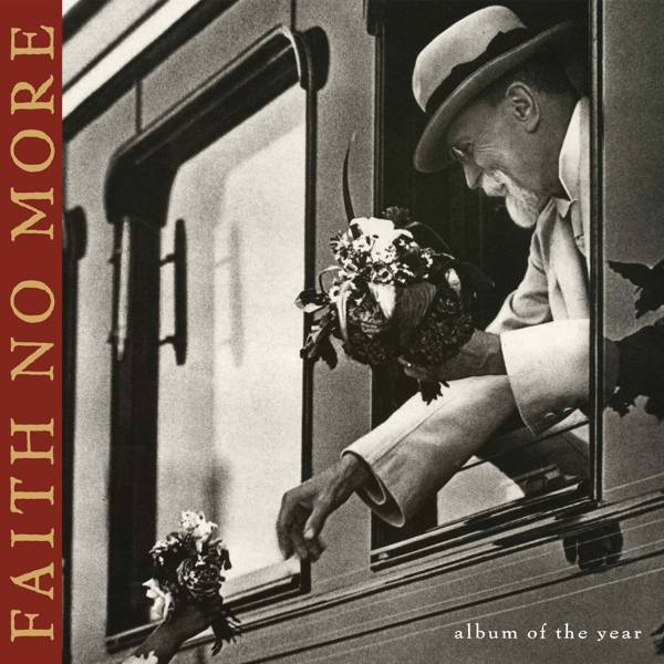 FAITH NO MORE Album of the Year LP