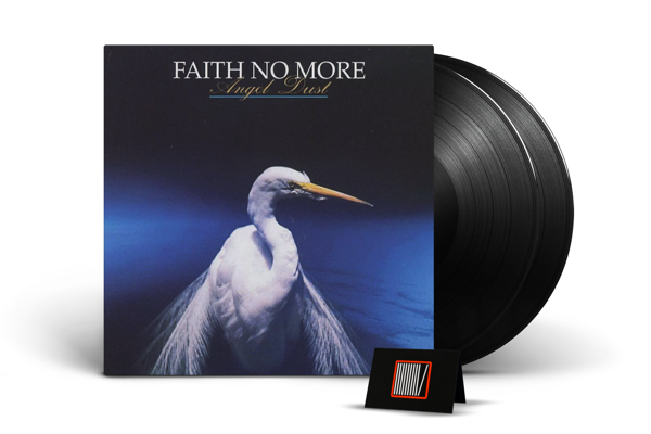 FAITH NO MORE Angel Dust 2LP