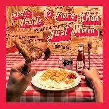 FEET What's Inside Is More Than Just Ham (BLACK) LP