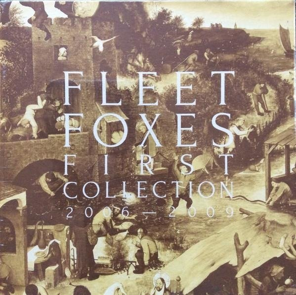 FLEET FOXES First Collection 2006-2009 4LP