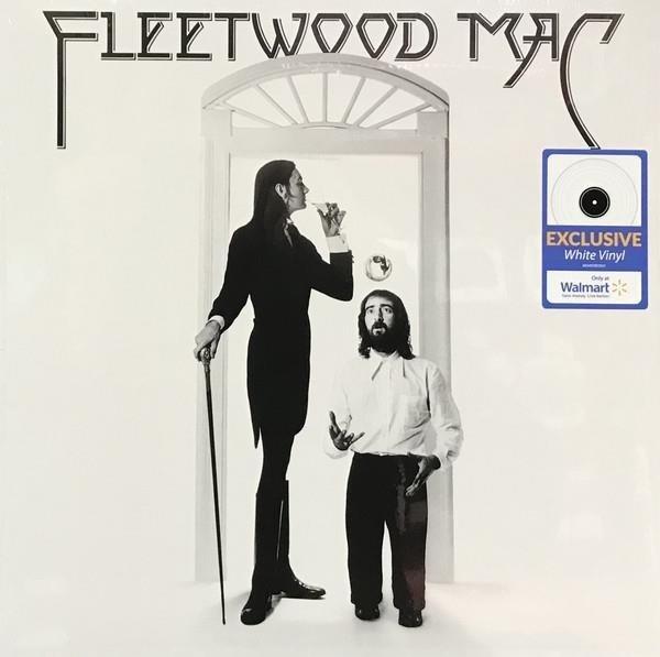 FLEETWOOD MAC Fleetwood Mac (WHITE Vinyl Album) LP