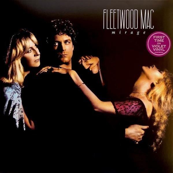 FLEETWOOD MAC Mirage (VIOLET Vinyl Album) LP