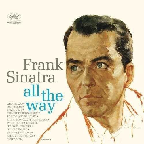 FRANK SINATRA All The Way LP