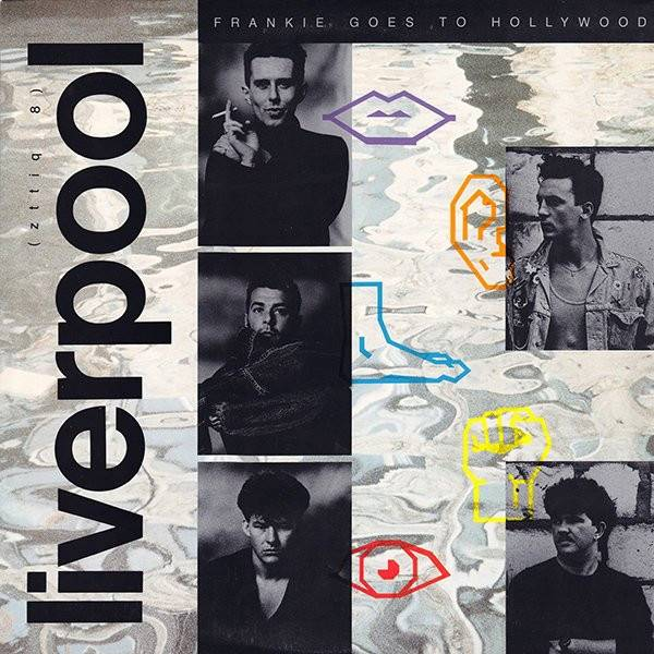 FRANKIE GOES TO HOLLYWOOD Liverpool LP