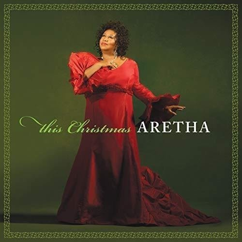 FRANKLIN, ARETHA This Christmas Aretha LP