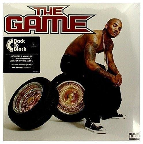 GAME The Documentary  LTD 2LP