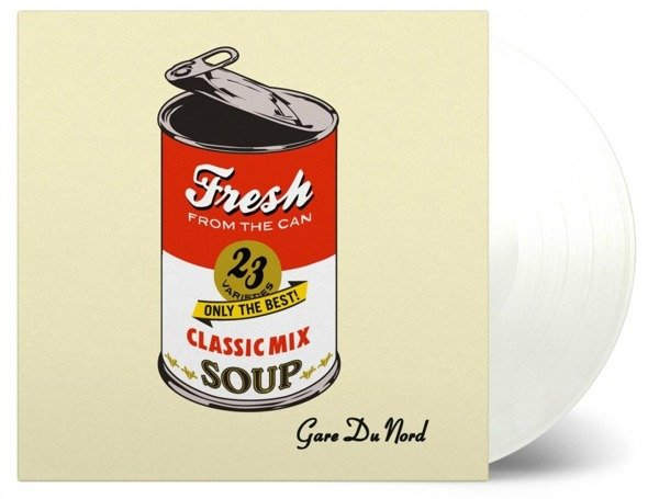 GARE DU NORD Fresh From the Can 2LP