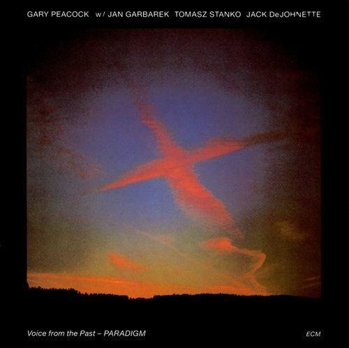 GARY PEACOCK Voice From The Past LP