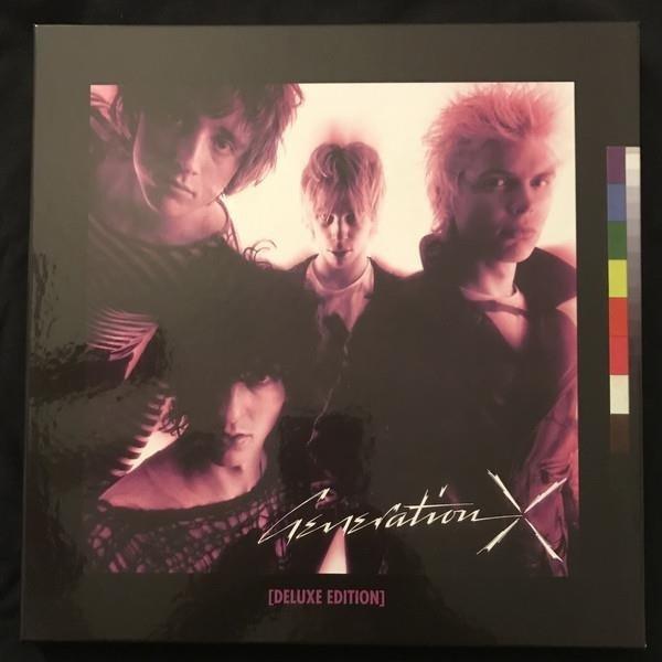 GENERATION X Generation X (DELUXE Edition) 3LP
