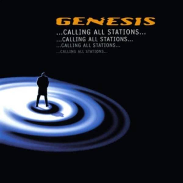 GENESIS Calling All Stations... (REISSUE 2018)  LTD 2LP