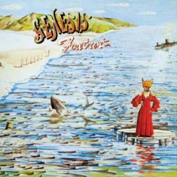 GENESIS Foxtrot (REISSUE 2018) LP