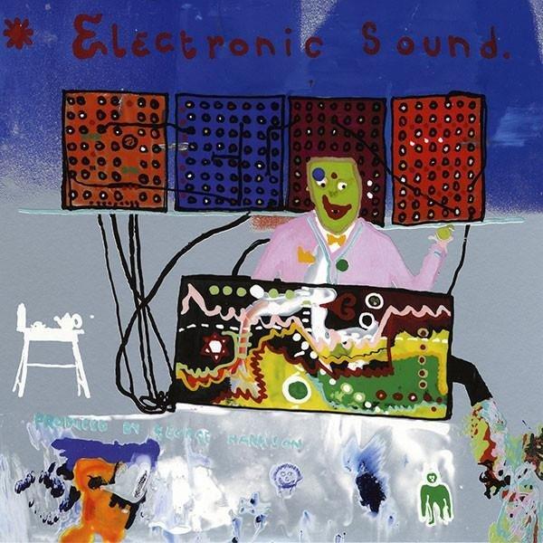 GEORGE HARRISON Electronic Sound LP