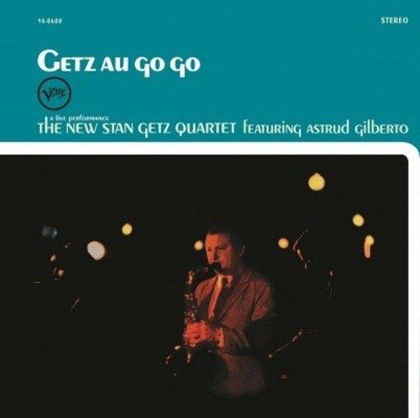 GETZ, STAN -QUARTET- Getz Au Go Go LP