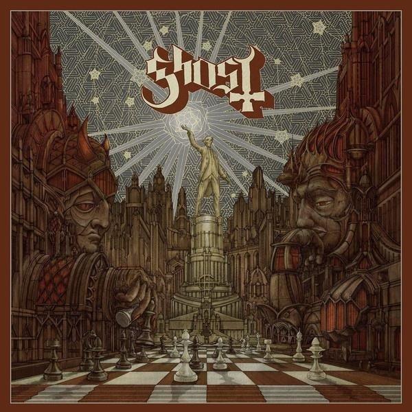 GHOST Popestar LP
